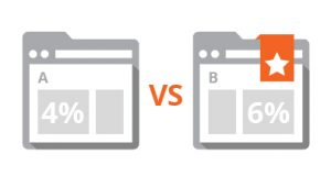 Met websites streven naar maximale conversie